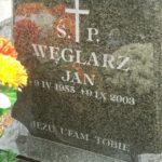 Ś.P. Jan Węglarz