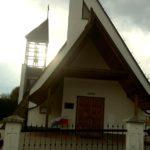 Kościół w Rabie NIżnej