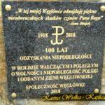 Pomniki Pamięci Narodowej w Węglówce