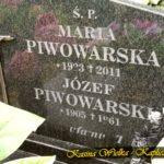 Ś.P. Józef i Maria Piwowarscy