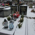 Cmentarz Parafialny na Kaletowie - Część D 5