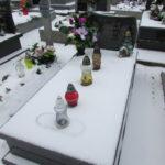 Cmentarz Parafialny na Kaletowie - Część E 3