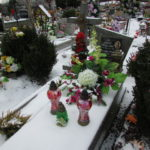 Cmentarz Parafialny na Kaletowie - Część F 4