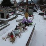 Cmentarz Parafialny na Kaletowie - Część F 7
