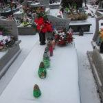 Cmentarz Parafialny na Kaletowie - Część F 8