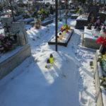 Cmentarz Parafialny na Kaletowie - Część G 11