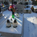 Cmentarz Parafialny na Kaletowie - Część H 11