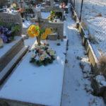 Cmentarz PCmentarz Parafialny na Kaletowie - Część J 3arafialny na Kaletowie - Część I 3
