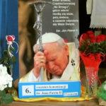 6. rocznica kanonizacji św. Jana Pawła II - 27 kwiecień 2020 rok - Herb Ojca Świętego Jana Pawła II