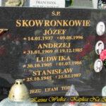 Cmentarz Parafialny na Pańskim - Część B 2