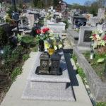Cmentarz Parafialny na Kaletowie - Część G 1