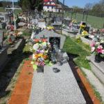 Cmentarz Parafialny na Kaletowie - Część G 10