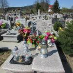 Cmentarz Parafialny na Kaletowie - Część H 3