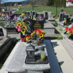 Cmentarz Parafialny na Kaletowie - Część J 5