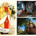 Stary Zabytkowy Kościół pod wezwaniem św. Marii Magdaleny – wyremontowany dwukrotnie za proboszczowania Ś.P. Ks. Kanonika Mariana Juraszka