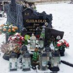 Cmentarz ParafiCmentarz Parafialny na Pańskim - Część D 1alny na Pańskim - Część D 1
