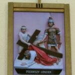 Stacje Drogi Krzyżowej w Kaplicy Na Brzegu