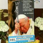 101. rocznica urodzin św. Jana Pawła II - 18 maj