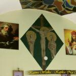 Wnętrze Kaplicy Na Brzegu