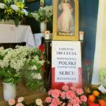 Jubileusz 100-lecia poświęcenia Polski Najświętszemu Sercu Jezusowemu - CZERWIEC 2021 rok