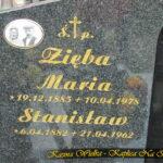 Stanisław i Maria Zięba