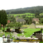 Cmentarz w Węglówce